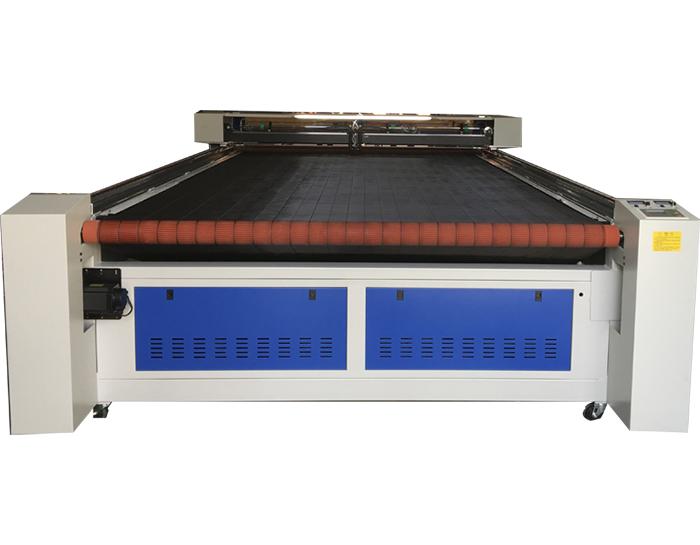 太仓JX-2345自动送料激光裁床