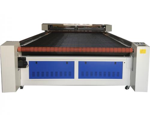 JX-2345自动送料激光裁床