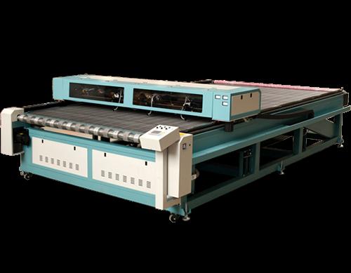 张家港JX-1814自动送料激光切割机
